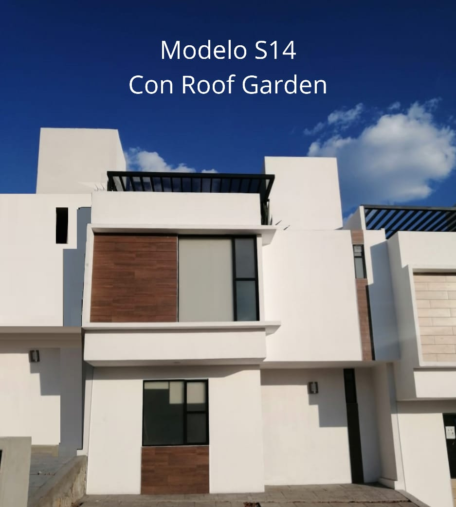 Stella Lartesi - Casa con Roof Garden- Altozano Morelia